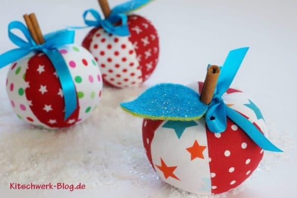 Freebook: Weihnachtsäpfel