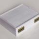 Upcycling: Backgammon aus Bilderrahmen