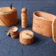 Birkenrinde - Vorratsdosen aus Birken bauen