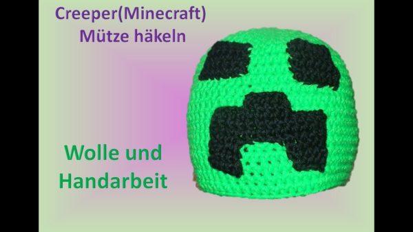 Creeper Mütze