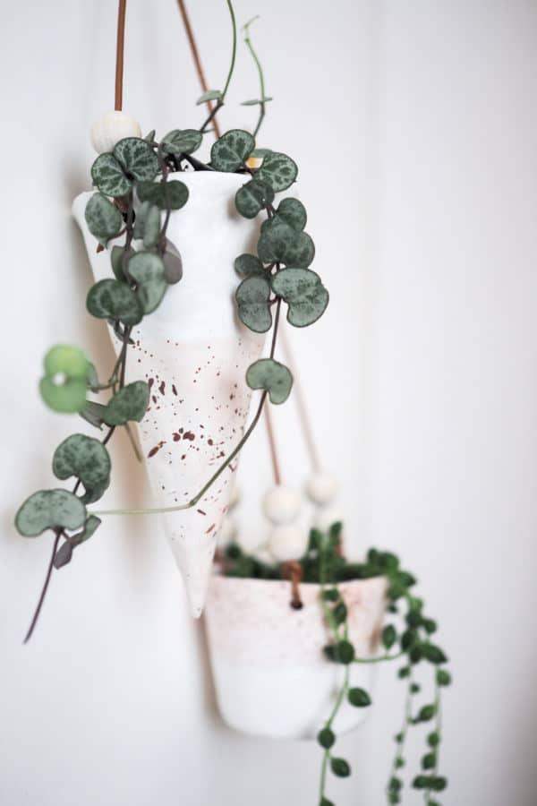 Blumentöpfe aus FIMO Air