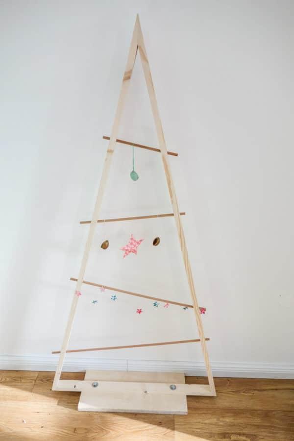 Wir bauen uns einen Weihnachtsbaum