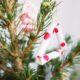 Weihnachtsbasteln mit Trinkhalmen