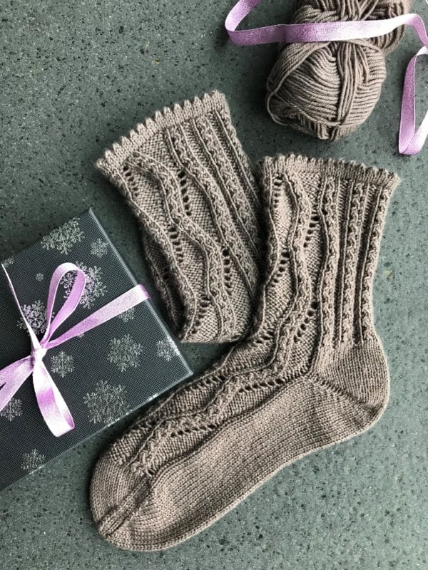 Tolle Socken aus edlen Garnen