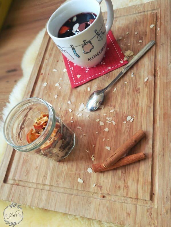 Glögg Gewürz selber machen - so schmeckt der Winter