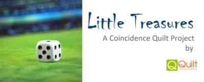 Little Treasures - Ein Zufallsquiltprojekt (online)