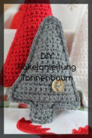 DIY Häkeltannenbaum