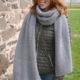 super easy & einfach schön: Maxi-Schal