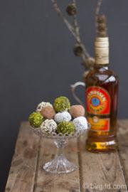 Schokoladen-Trüffel mit Feiner alter Asmussen ♥ Geschenke aus der Küche [Birgit D]