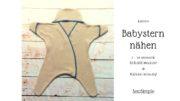 Schnittmuster: Babystern nähen (5-10 Monate)