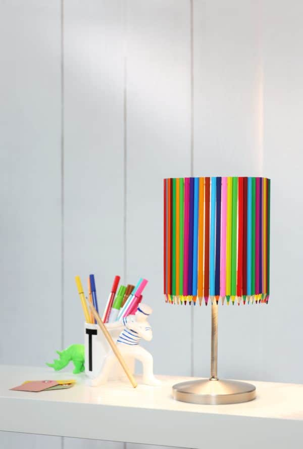 Buntstifte können leuchten?