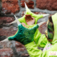 Drachen Kostüm selbernähen