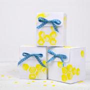 #12giftswithlove - Honig Mandel Handcreme samt hübscher Geschenkverpackung