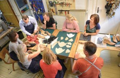Schuh-Workshop