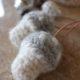 Kuscheliges aus Filzwolle