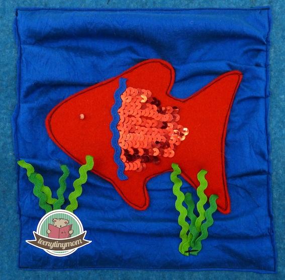 Hand stricken Fisch tropische Fische Knited Spielzeug Fisch   Etsy   557x567