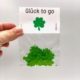 Glücks Konfetti selber machen - süßes DIY Geschenk
