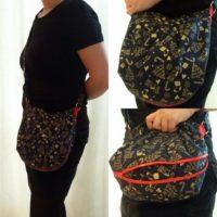 Handtasche June von Pattydoo mit Zip-It Erweiterung