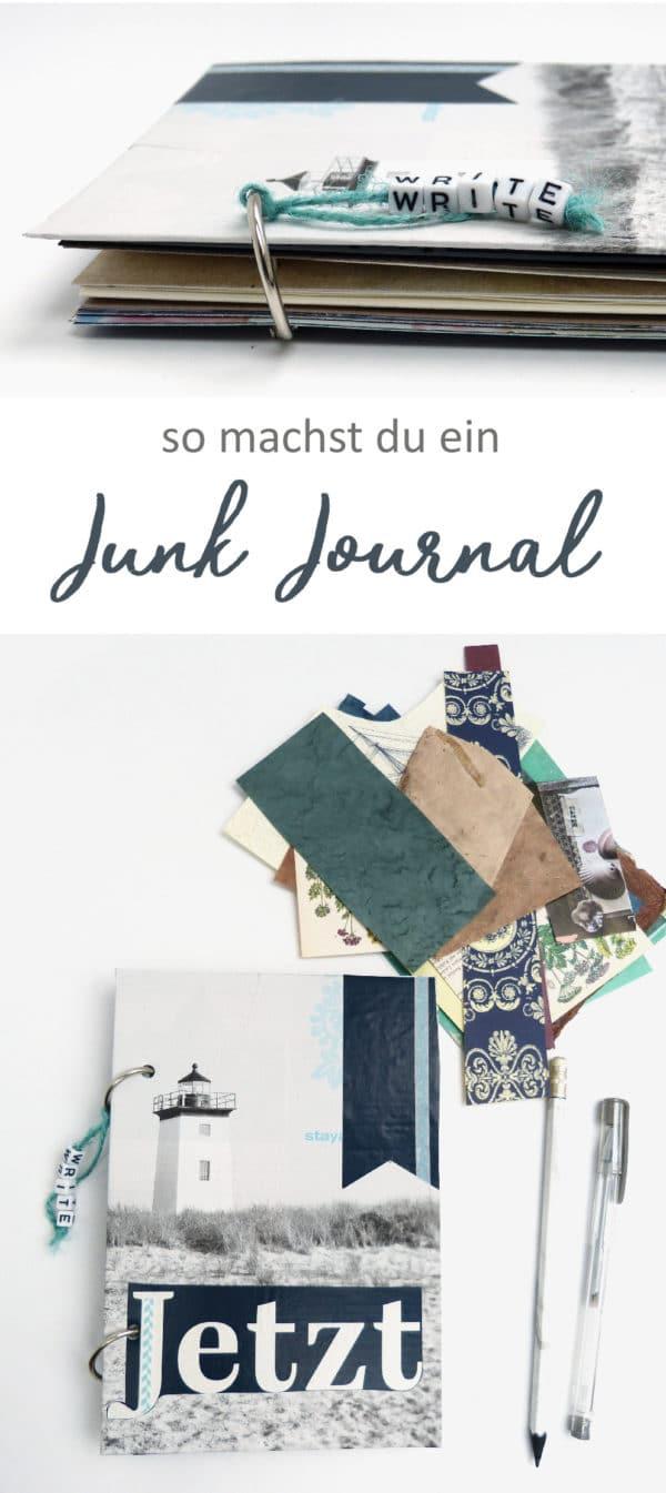 Mach dein eigenes Junk Journal