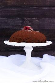 Himbeer-Trüffel-Torte