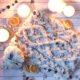 Schal stricken mit ausgefallenem Zopfmuster