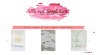 little. red. temptations. - backen basteln bunt gemischtes