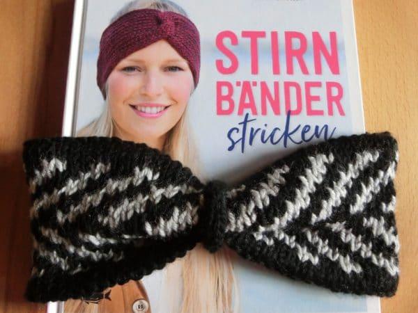 Schickes Stirnband für den Winter