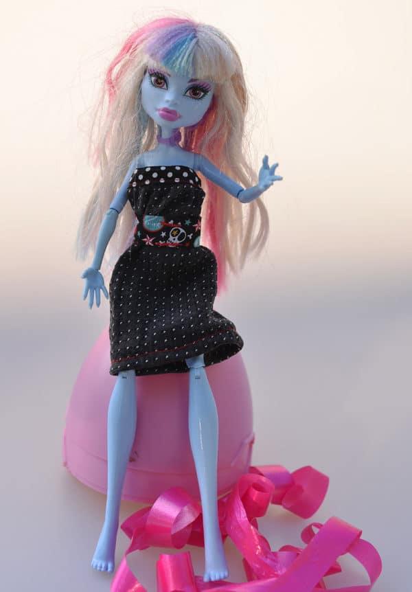 Upcycling Barbiekleider Aus Krawatten Handmade Kultur