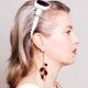 DIY-Klunker-Ohrringe mit Kunstharz-Schmucksteinen