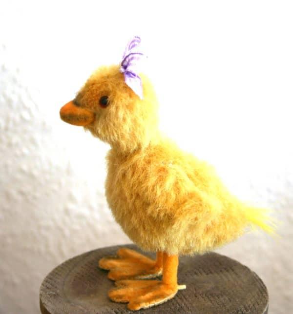 Eine kleine Ente nähen - HANDMADE Kultur
