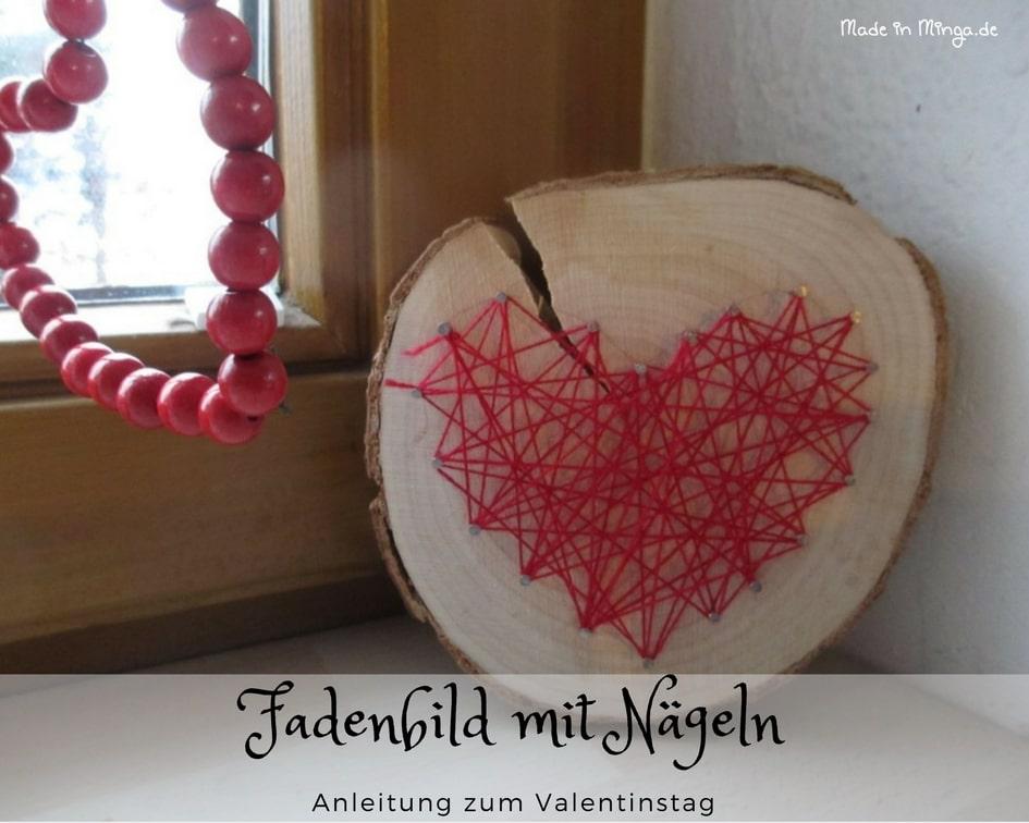 Anleitung Fur Ein Nagelbild Mit Herz Handmade Kultur