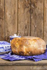 Französische Brioche (no--knead) im Topf gebacken [Birgit D]