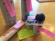Valentinstag - in den kleinen Dingen liegt die Würze...