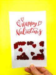 Karten zum Valentinstag selber machen