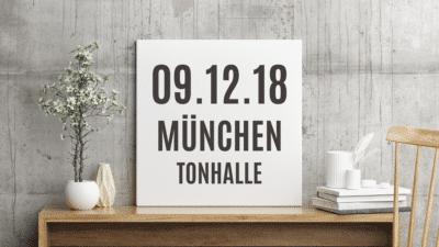 Deine eigenART München am 09.12.2018