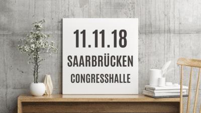Deine eigenART Saarbrücken am 11.11.2018