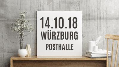Deine eigenART Würzburg am 14.10.2018
