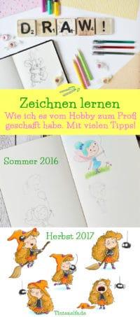 Zeichnen lernen - Vom Hobby zum Profi