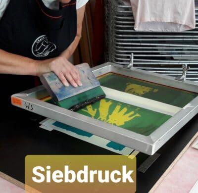 Siebdruck-Grundkurs Bremen/Oldenburg
