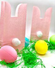 Osterhasen Tüten selber machen