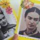 Frida Kahlo Karte