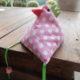 Osterhuhn selber nähen - kostenlose Anleitung für eine Osterdekoration