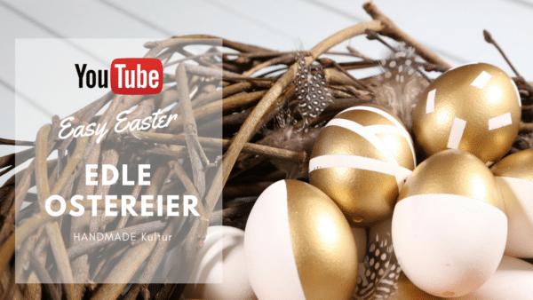 Edle Ostereier - Video Tutorial