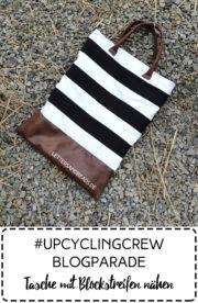 Upcycling: Tasche aus Stoffresten herstellen