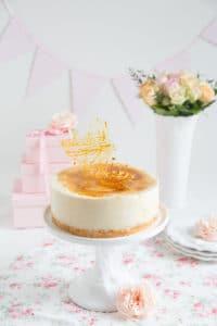 """""""Milchreistorte mit Aprikosen Karamell & Verlosung eines Vitamix Standmixers!"""""""