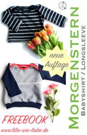Babyshirt / Longsleeve nähen