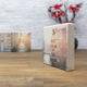 KEEP CALM and SAY MOIN *vers. Motive*   10x10 cm   Personalisierbar   Holzbild von Fotoart-Hamburg