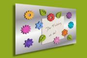 Flower-Power – Farbenfrohe Blumen-Magnete