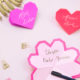 DIY Herz Pop-Up Karte zum Muttertag