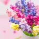 DIY Geschenk zum Muttertag: Hyazinthen aus Papier